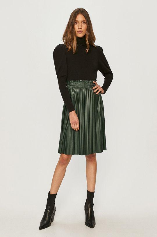 Vero Moda - Spódnica stalowy zielony