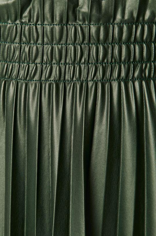 stalowy zielony Vero Moda - Spódnica