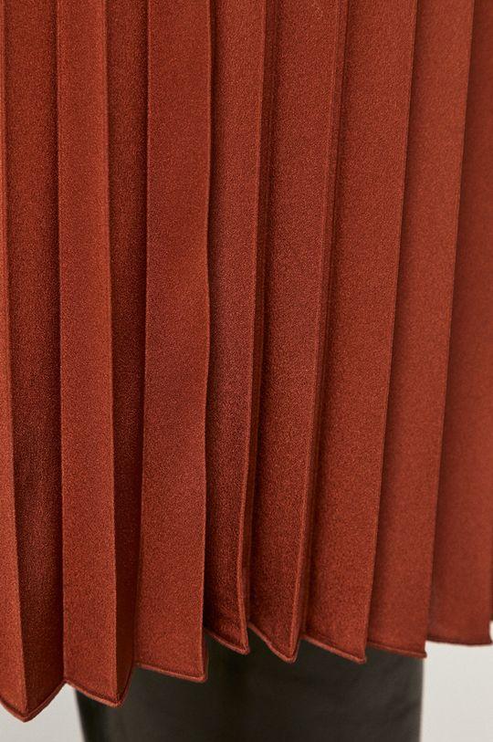 brązowy Sportmax Code - Spódnica