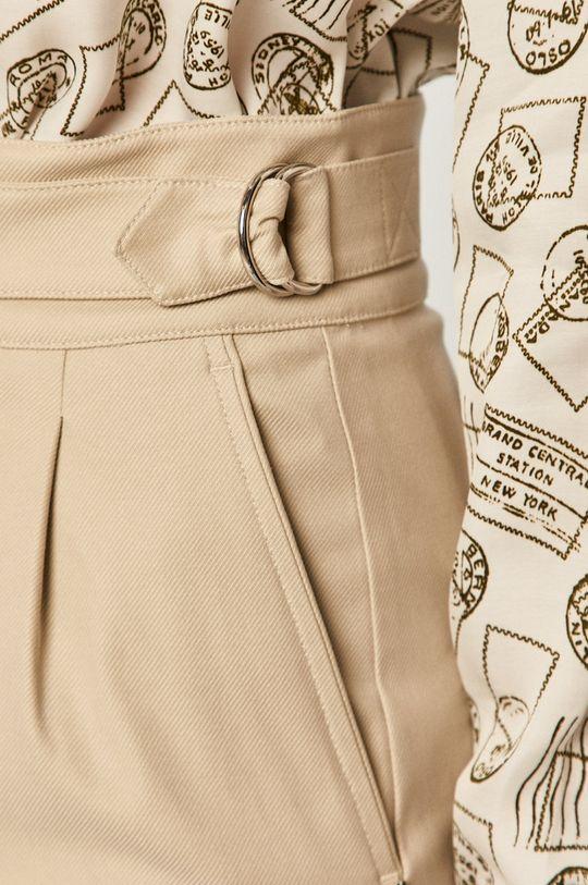 beżowy Sportmax Code - Spódnica
