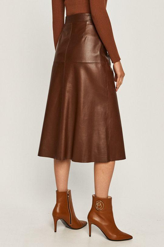 Sportmax Code - Kožená sukně  Podšívka: 100% Polyester Hlavní materiál: 100% Přírodní kůže