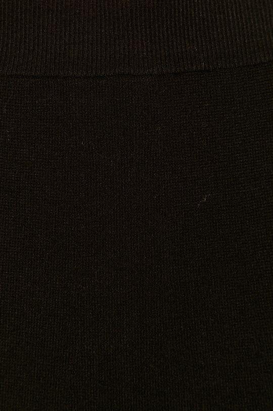 čierna Vero Moda - Sukňa