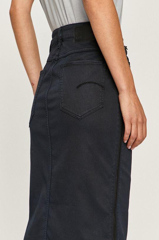 bleumarin G-Star Raw - Fusta jeans