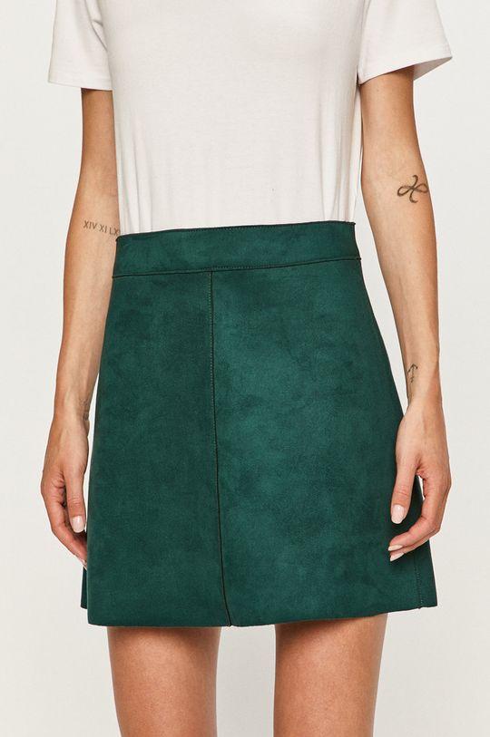 stalowy zielony Only - Spódnica Damski