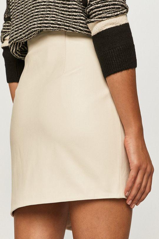 Miss Sixty - Kožená sukně  Podšívka: 56% Polyester, 44% Viskóza Hlavní materiál: 100% Přírodní kůže