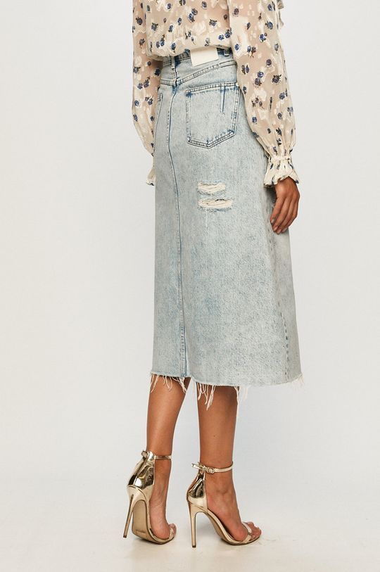 Miss Sixty - Rifľová sukňa  97% Bavlna, 3% Viskóza