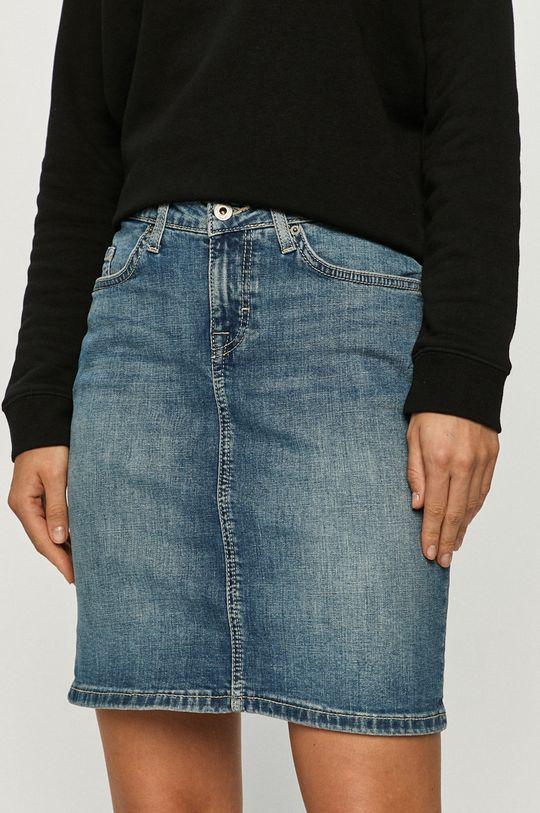 bleumarin Mustang - Fusta jeans De femei