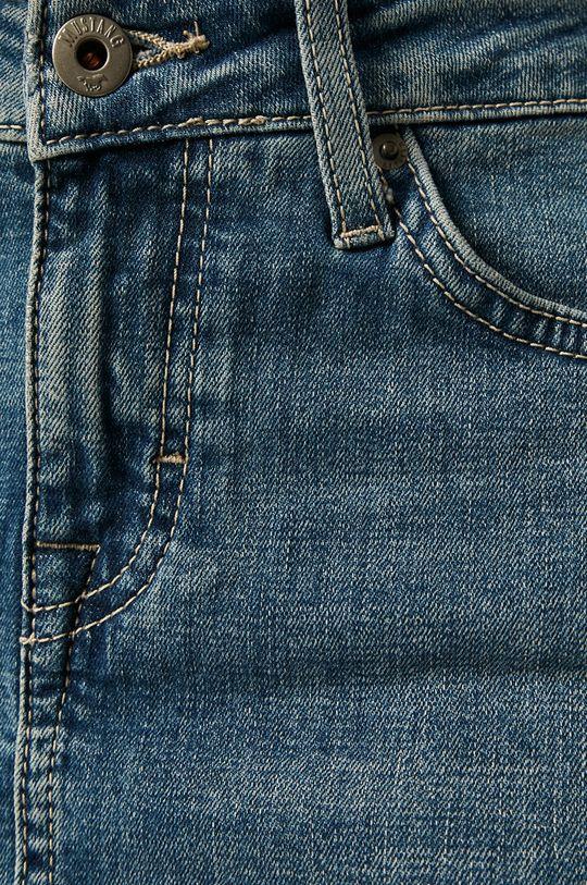 bleumarin Mustang - Fusta jeans