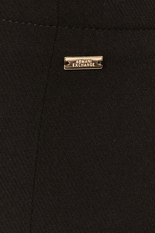 černá Armani Exchange - Sukně