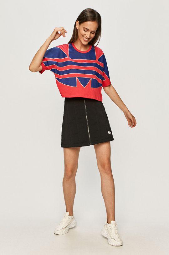 adidas Originals - Sukňa čierna
