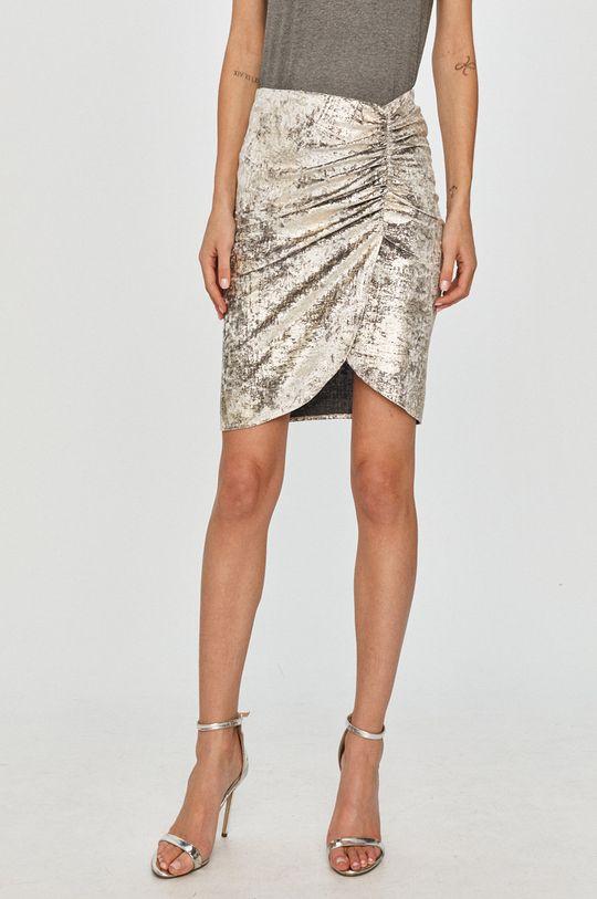 srebrny Pinko - Spódnica Damski