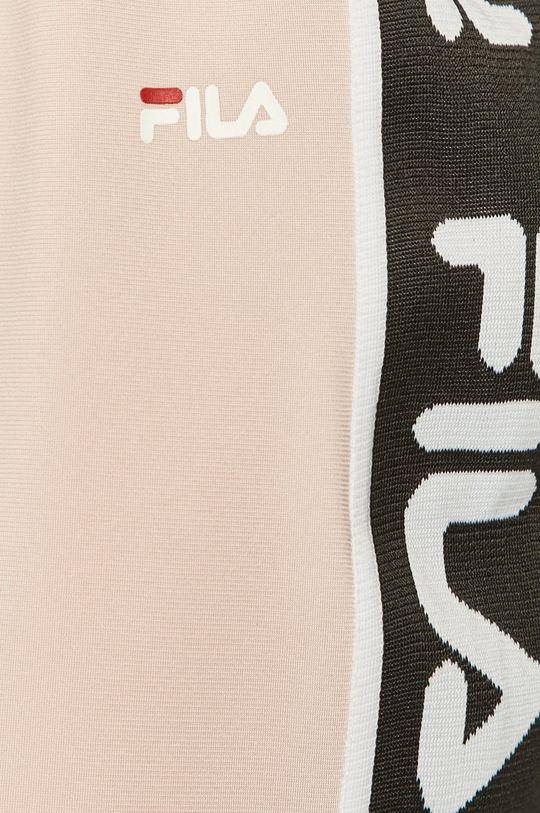 fiołkowo różowy Fila - Spódnica