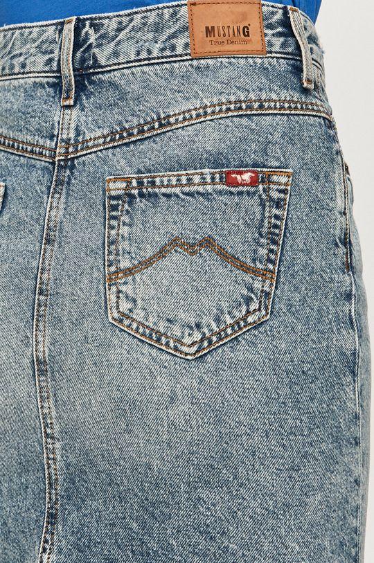albastru Mustang - Fusta jeans