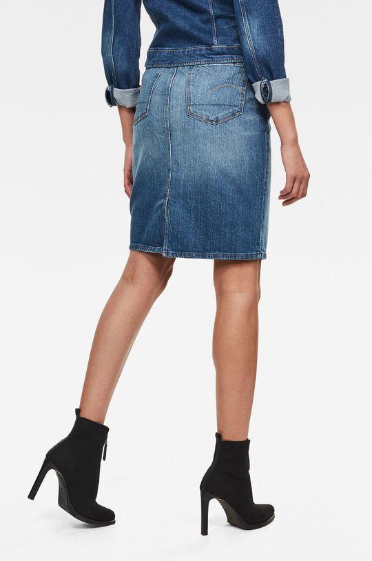 G-Star Raw - Spódnica jeansowa niebieski