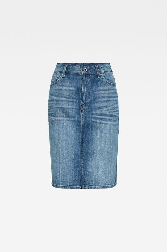 niebieski G-Star Raw - Spódnica jeansowa