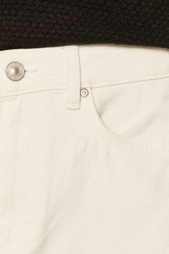 krémová Jacqueline de Yong - Rifľová sukňa
