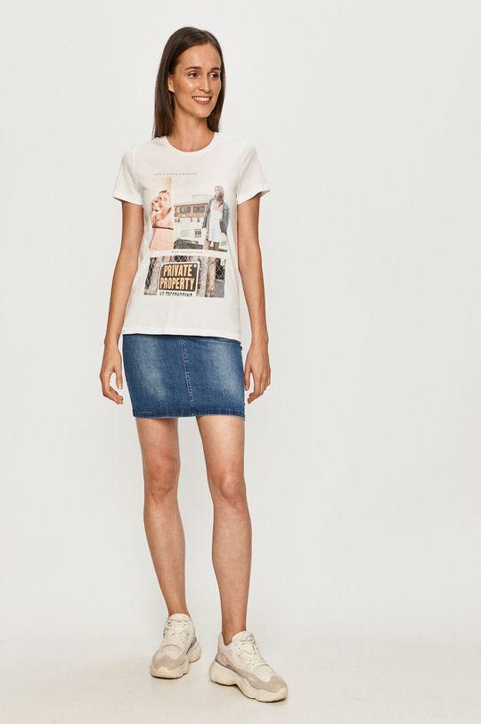 Haily's - Džínová sukně modrá