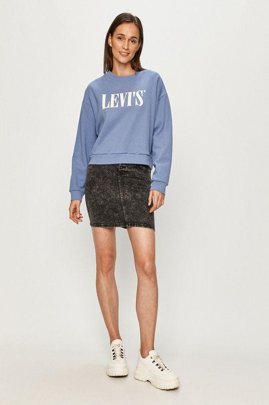 Haily's - Spódnica jeansowa czarny