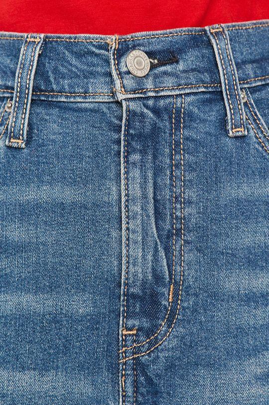 modrá Levi's - Rifľová sukňa