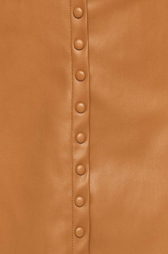 brązowy Vero Moda - Spódnica