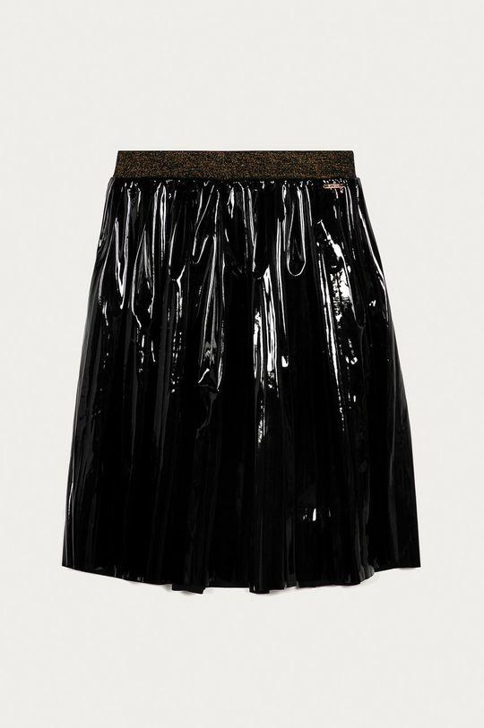 čierna Guess Jeans - Dievčenská sukňa 140-176 cm Dievčenský