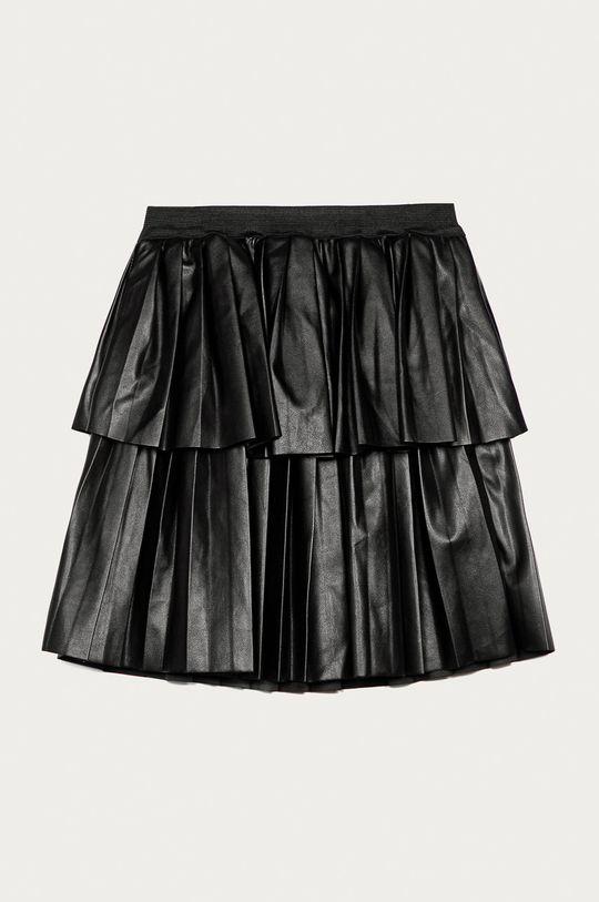 Guess Jeans - Dětská sukně 116-176 cm černá