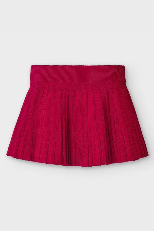Mayoral - Spódnica dziecięca 80-98 cm czerwony