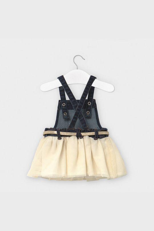 Mayoral - Sukienka niemowlęca 74-98 cm złoty