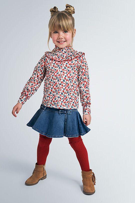 niebieski Mayoral - Spódnica dziecięca 92-134 cm Dziewczęcy