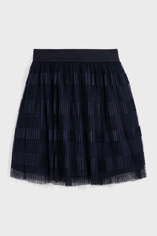 Mayoral - Dievčenská sukňa 128-167 cm tmavomodrá