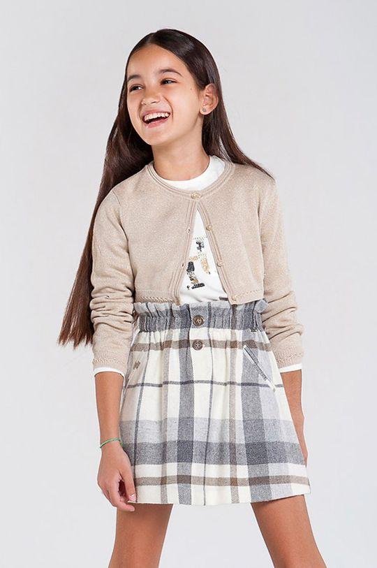 sivá Mayoral - Dievčenská sukňa 128-167 cm Dievčenský