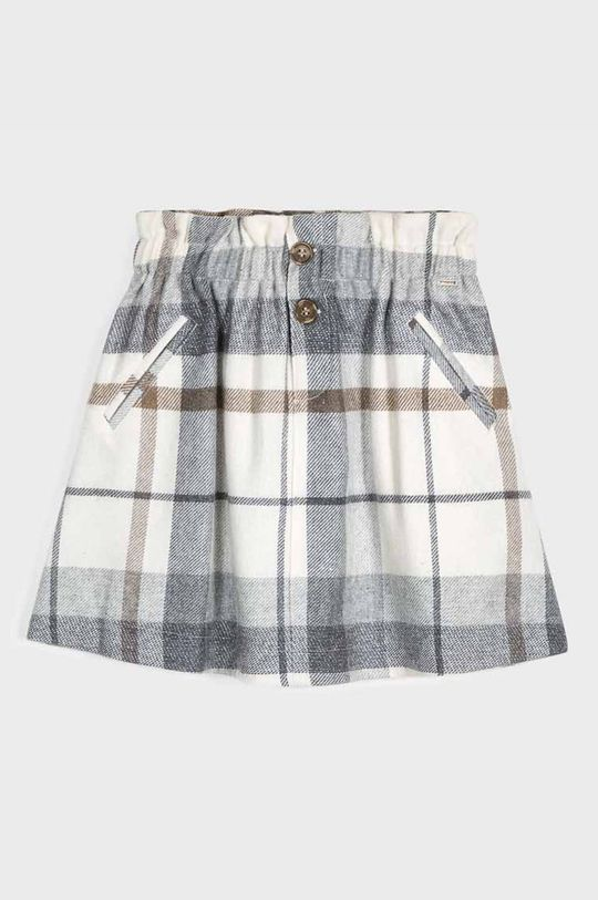 Mayoral - Dievčenská sukňa 128-167 cm sivá