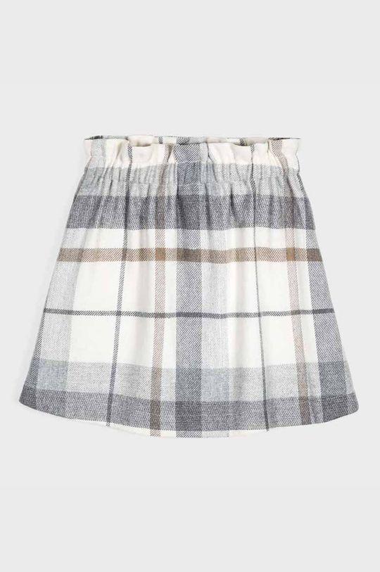 Mayoral - Dievčenská sukňa 128-167 cm  28% Akryl, 48% Polyester, 19% Vlna, 1% Metalické vlákno, 4% Iná látka