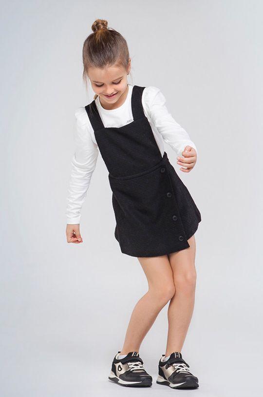 čierna Mayoral - Dievčenská sukňa 128-167 cm Dievčenský