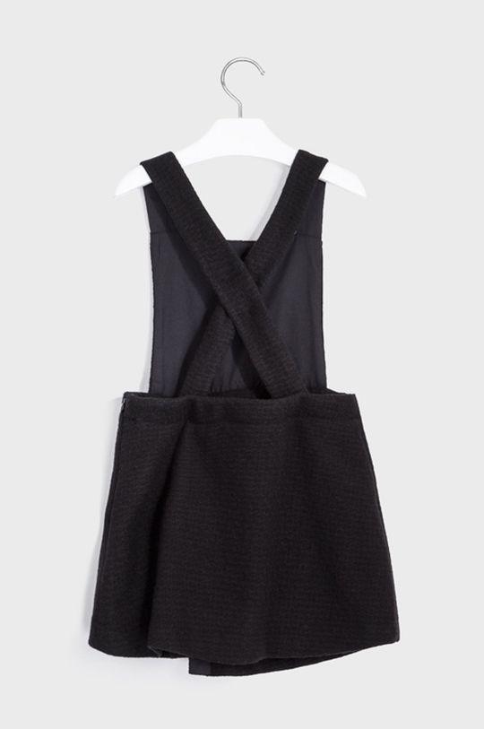 Mayoral - Dievčenská sukňa 128-167 cm čierna