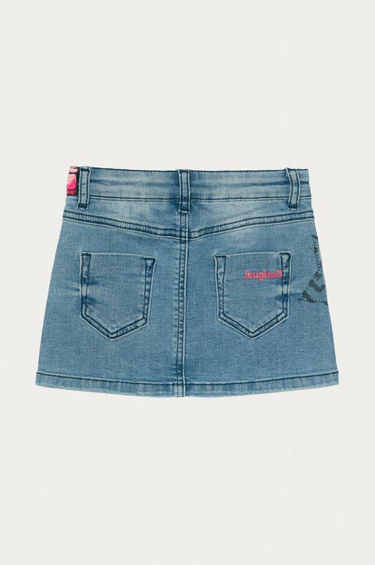 Desigual - Spódnica dziecięca 104-164 cm niebieski