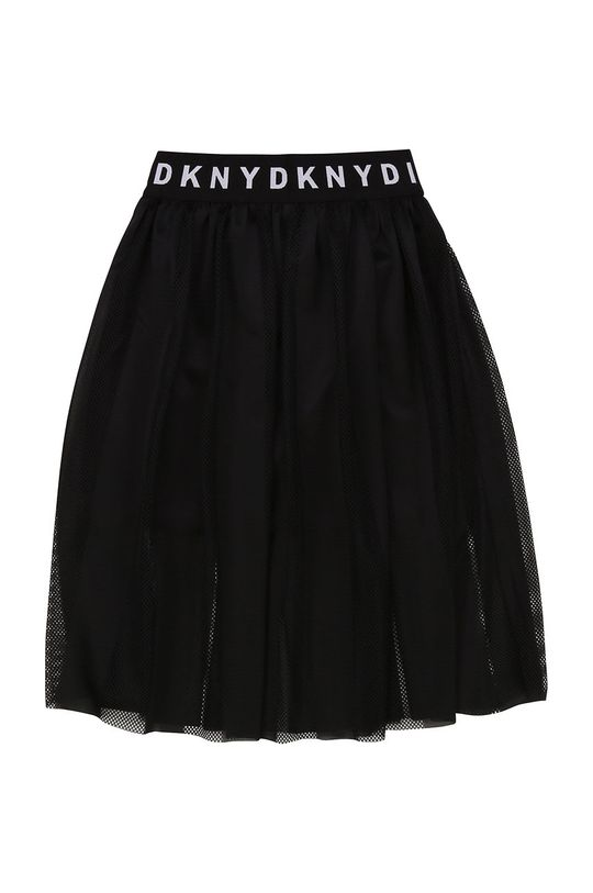 Dkny - Spódnica dziecięca czarny