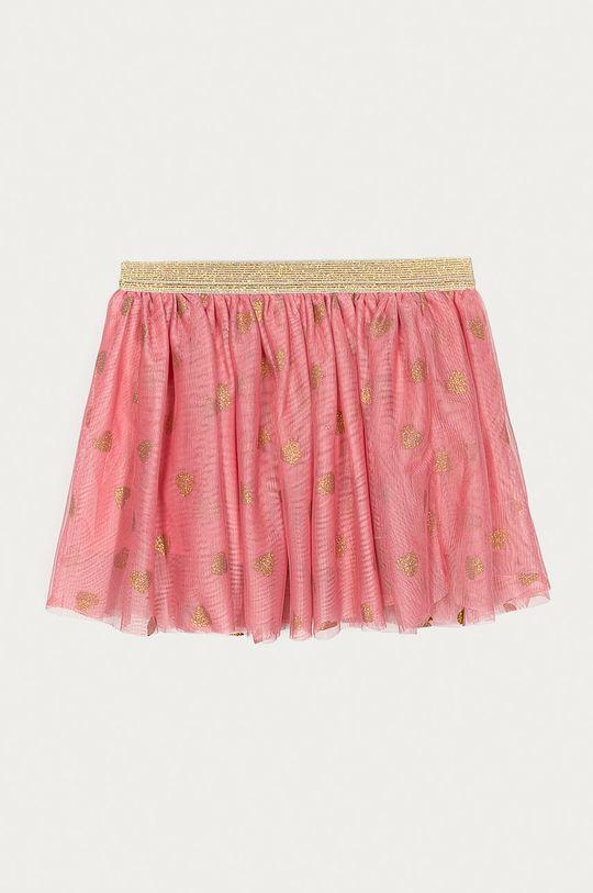 czerwony róż Name it - Spódnica dziecięca 80-110 cm Dziewczęcy