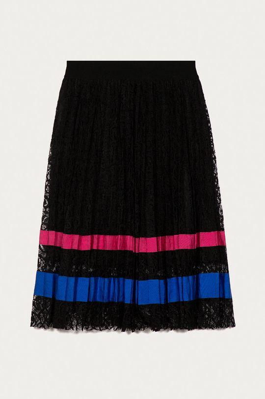 černá Guess Jeans - Dětská sukně 140-176 cm Dívčí