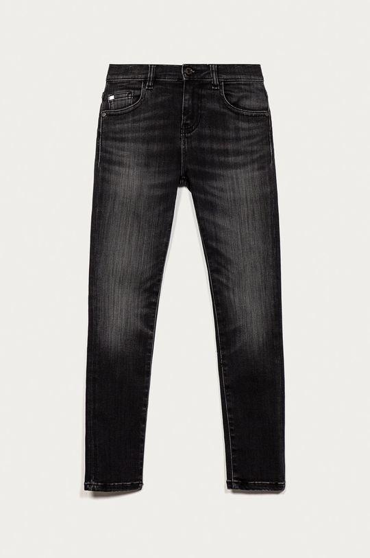 czarny Guess Jeans - Jeansy dziecięce 116-175 cm Chłopięcy