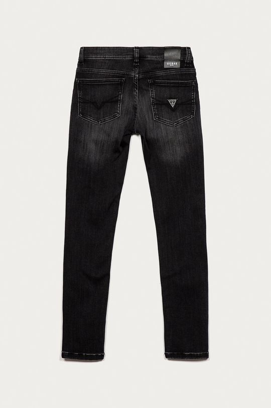 Guess Jeans - Jeansy dziecięce 116-175 cm czarny