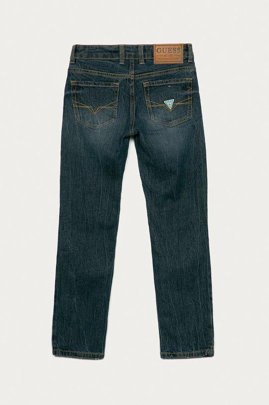 Guess Jeans - Jeans copii Reborrn 116-175 cm albastru