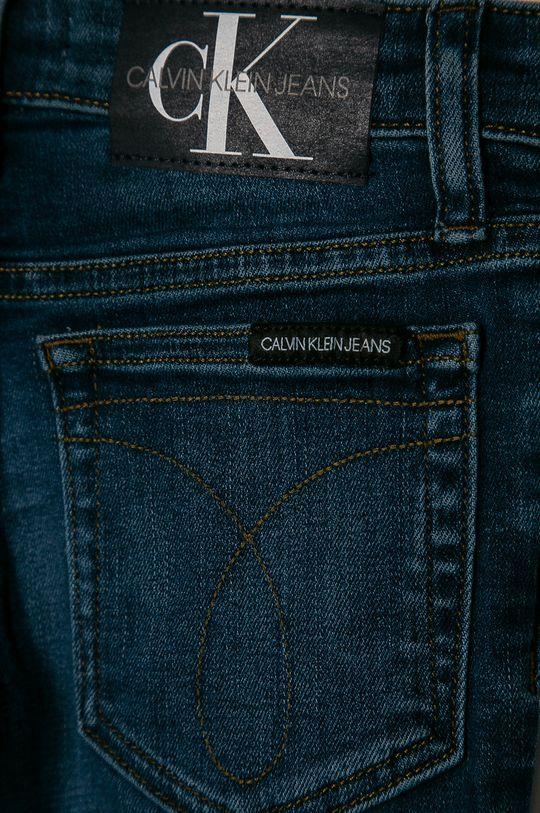 Calvin Klein Jeans - Dětské rifle 104-176 cm  74% Bavlna, 1% Elastan, 25% Polyester