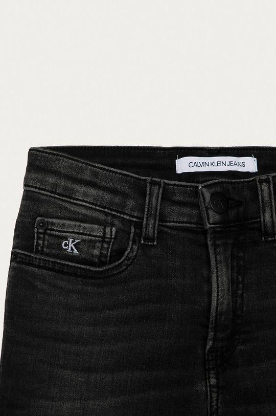 Calvin Klein Jeans - Dětské rifle 140-176 cm  97% Bavlna, 3% Elastan