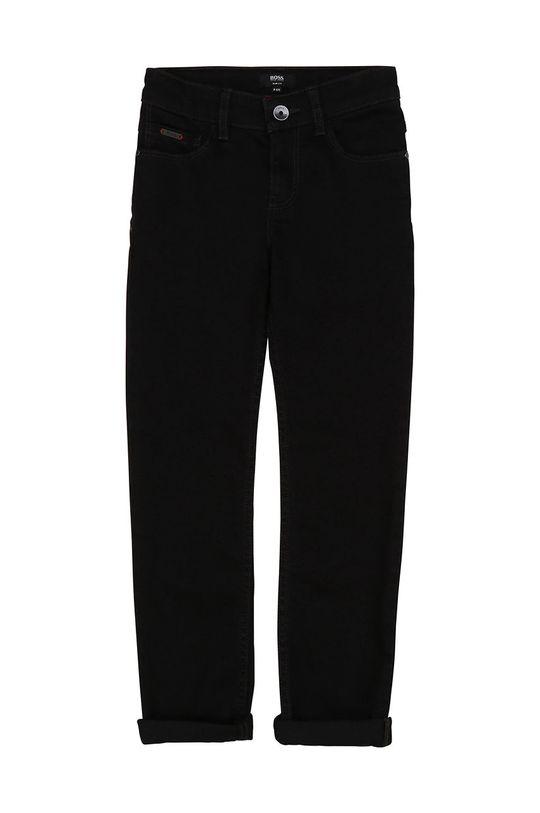 negru Boss - Jeans copii De băieți