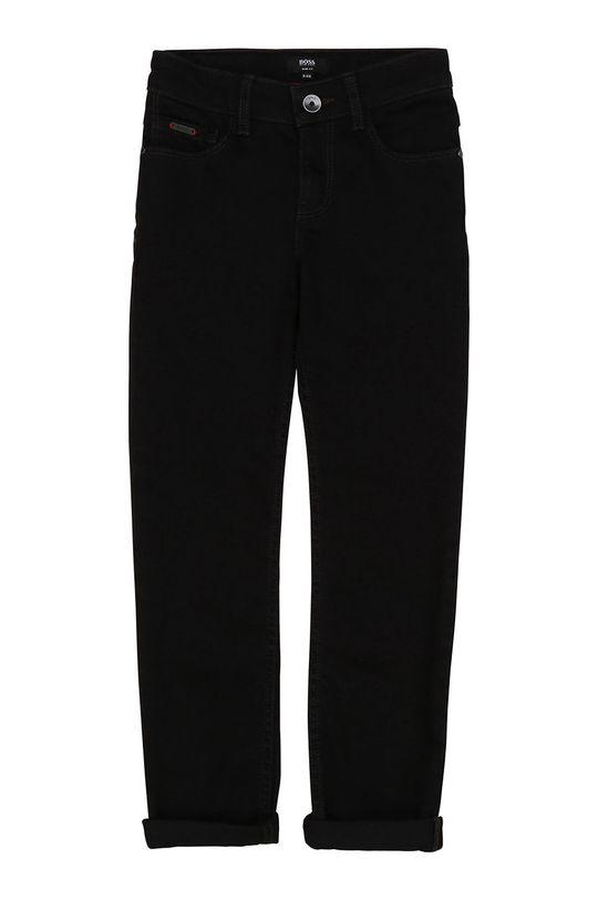 negru Boss - Jeans copii 164-176 cm De băieți