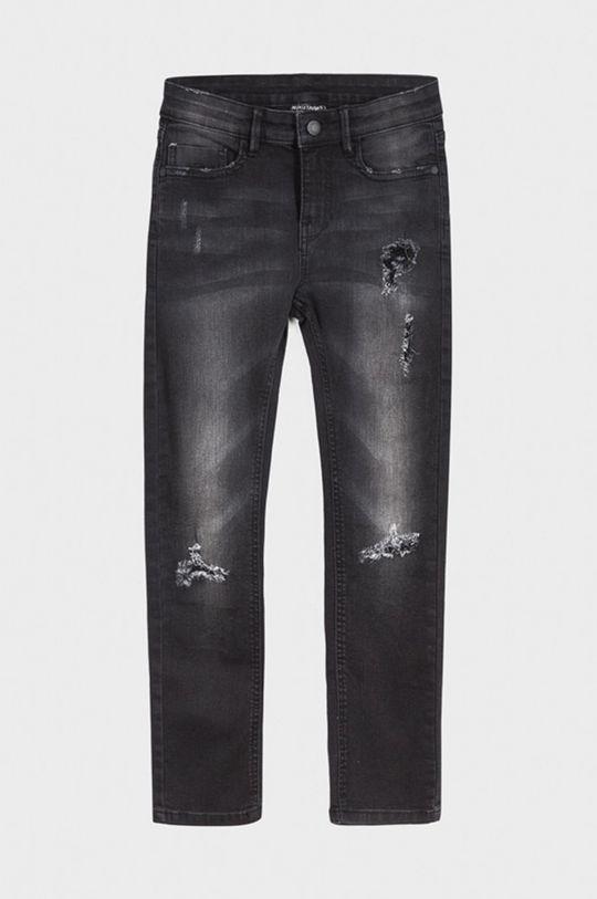 negru Mayoral - Jeans copii 140-172 cm De băieți