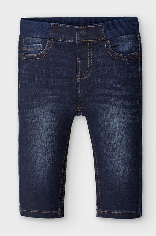 albastru metalizat Mayoral - Jeans copii 74-98 cm De băieți