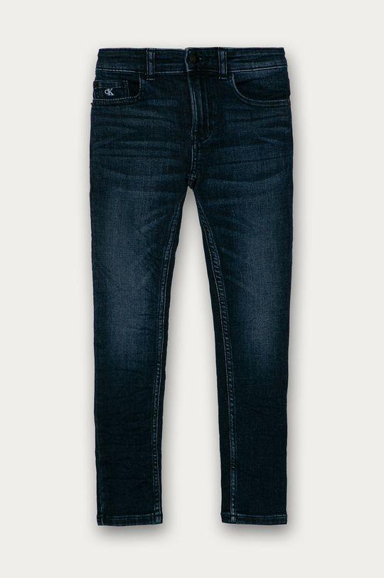 bleumarin Calvin Klein Jeans - Jeans copii 128-176 cm De băieți