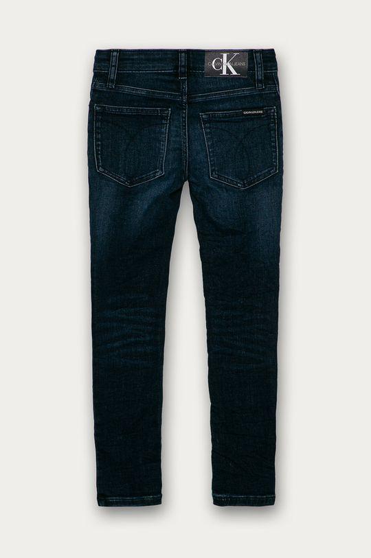 Calvin Klein Jeans - Jeans copii 128-176 cm bleumarin